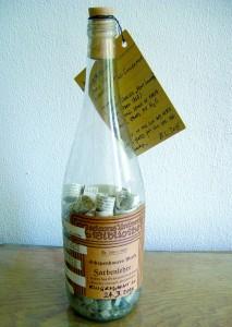 flasche schopenhauer